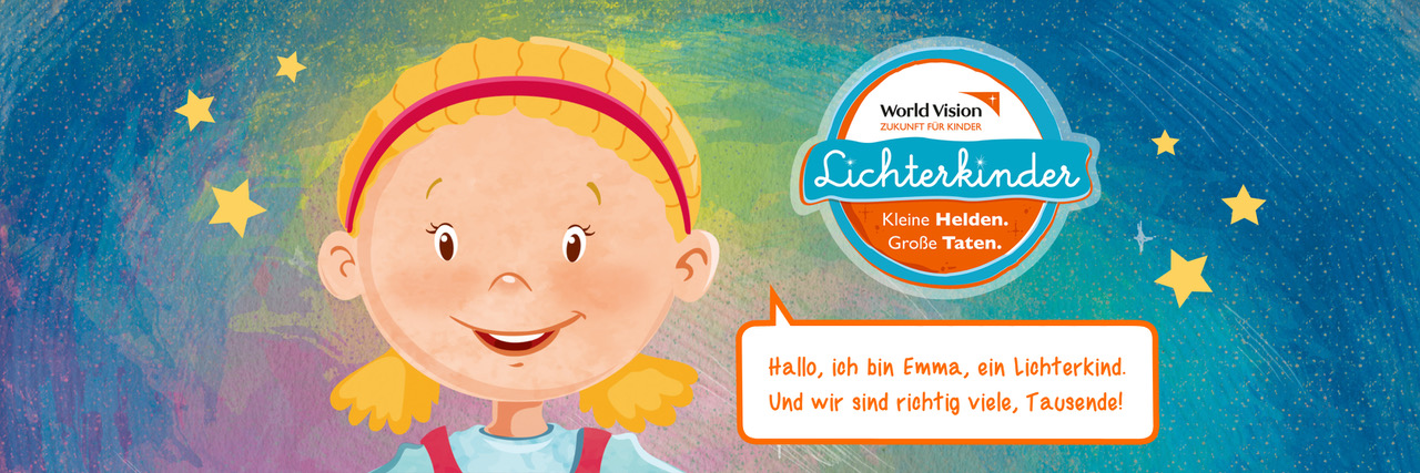 World Vision Lichterkinder